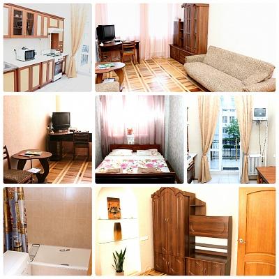 2-комнатная квартира посуточно в Киеве. Голосеевский район, ул. Саксаганского, 81. Фото 1