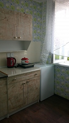 1-комнатная квартира посуточно в Сергеевке. ул. Школьная, 1. Фото 1