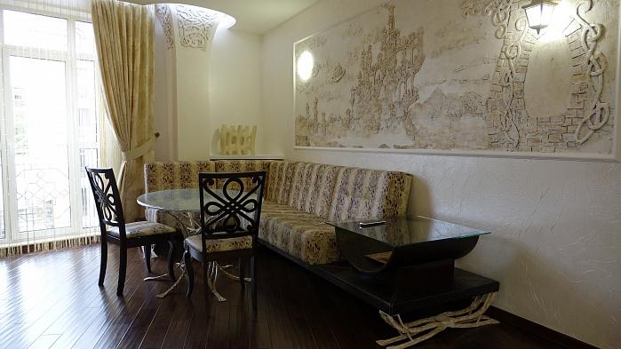 3-комнатная квартира посуточно в Одессе. Военный спуск, 5/1. Фото 1