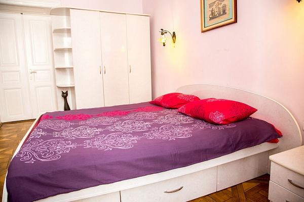 3-комнатная квартира посуточно в Львове. ул. Дрогобича, 3. Фото 1
