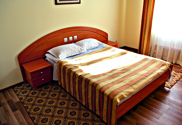 2-комнатная квартира посуточно в Львове. Галицкий район, ул. Яна Жижки, 9. Фото 1