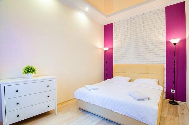 1-комнатная квартира посуточно в Львове. Галицкий район, ул. Медовая, 7. Фото 1