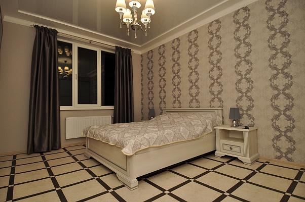 1-комнатная квартира посуточно в Одессе. Малиновский район, ул. Картамышевская, 40/1. Фото 1