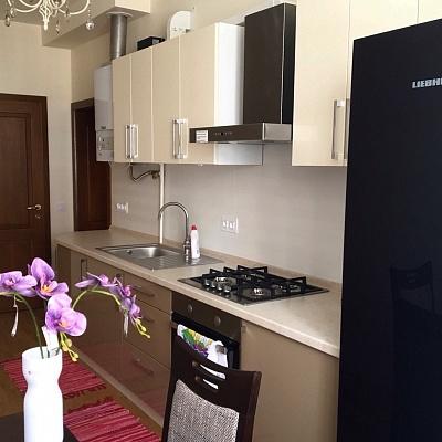 2-комнатная квартира посуточно в Львове. Галицкий район, ул. Академика Гнатюка, 3. Фото 1