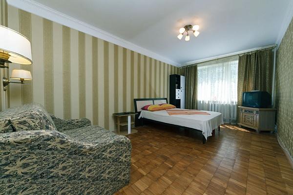 1-комнатная квартира посуточно в Киеве. Днепровский район, ул. Челябинская, 17. Фото 1