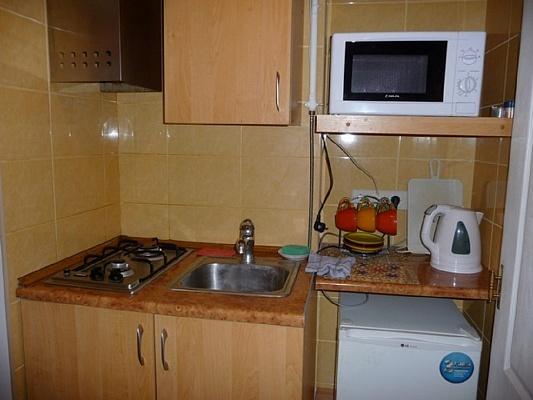 1-комнатная квартира посуточно в Одессе. Греческая , 22. Фото 1