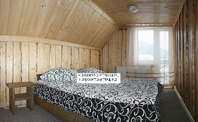 2-комнатная квартира посуточно в Полянице. Поляница 12,2, 12,2. Фото 1