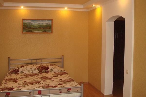 1-комнатная квартира посуточно в Мариуполе. Кальмиусский район, ул. Блажевича, 62. Фото 1