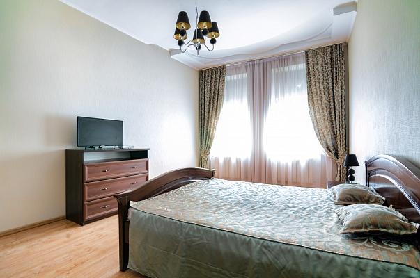 2-комнатная квартира посуточно в Львове. Галицкий район, пр-т Черновола, 23. Фото 1