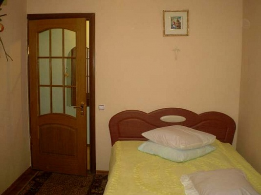 1-комнатная квартира посуточно в Львове. ул. Мазепи. Фото 1