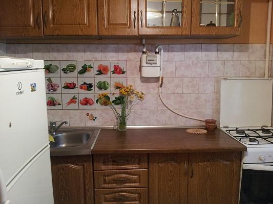 1-комнатная квартира посуточно в Одессе. ул.Люстдорфская дорога, 54. Фото 1