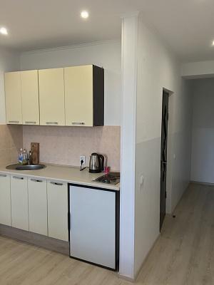 1-комнатная квартира посуточно в Ивано-Франковске. ул. Железнодорожная, 47. Фото 1