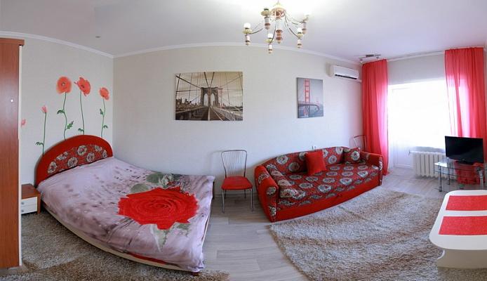 1-комнатная квартира посуточно в Николаеве. Центральный район, ул. Адмиральская, 21. Фото 1