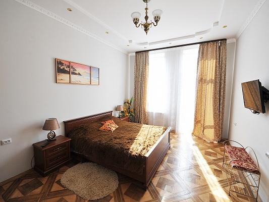 1-комнатная квартира посуточно в Львове. Галицкий район, ул. Ляйнберга, 2. Фото 1