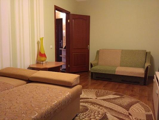 1-комнатная квартира посуточно в Одессе. Пригород район, ул. Академика Заболотного, 31. Фото 1