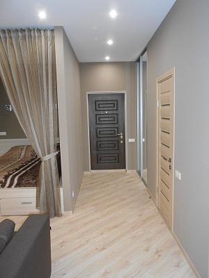 1-комнатная квартира посуточно в Одессе. Приморский район, Гагаринское плато, 5Б. Фото 1