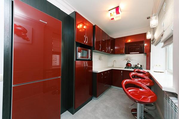 4-комнатная квартира посуточно в Киеве. Печерский район, б-р Леси Украинки, 14. Фото 1