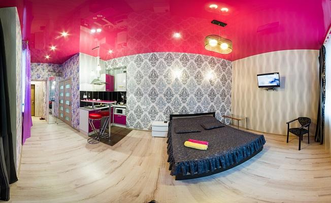 1-комнатная квартира посуточно в Харькове. Краснозаводской район, пл. Героев Небесной Сотни, 20. Фото 1