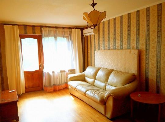 1-комнатная квартира посуточно в Одессе. Французский Бульвар, 22Б. Фото 1
