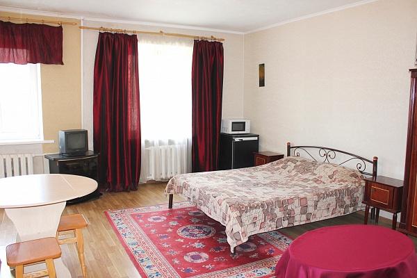 1-комнатная квартира посуточно в Киеве. ул. Льва Толстого, 51. Фото 1
