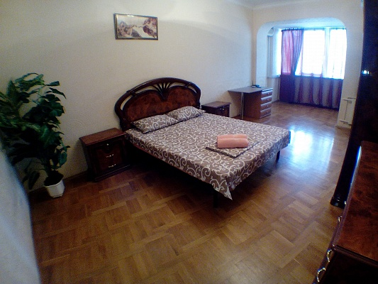 2-комнатная квартира посуточно в Киеве. Печерский район, ул. Кропивницкого, 18. Фото 1