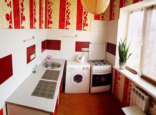 1-комнатная квартира посуточно в Киеве. Оболонский район, ул. Северная, 54-В. Фото 1