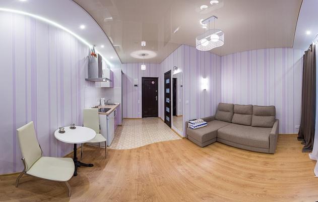 1-комнатная квартира посуточно в Харькове. Киевский район, ул. Дарвина, 16. Фото 1