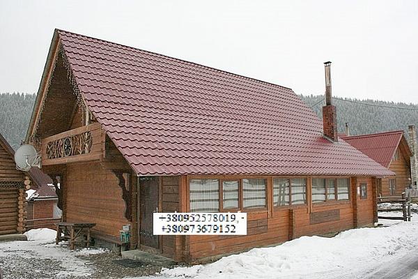 Дом  посуточно в Яремче. г. Яремче район, Паляница, 8. Фото 1