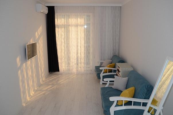 1-комнатная квартира посуточно в Одессе. Приморский район, б-р Французский, 60б. Фото 1