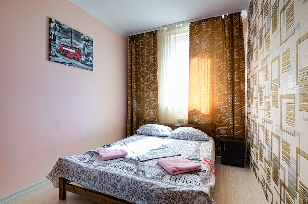 2-комнатная квартира посуточно в Львове. Галицкий район, ул. Лычаковская, 5. Фото 1