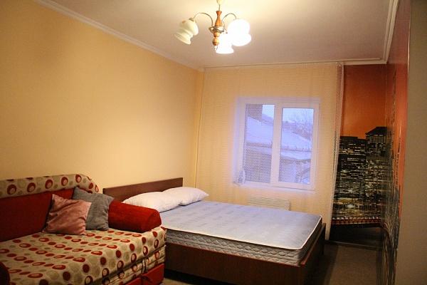 1-комнатная квартира посуточно в Львове. Галицкий район, ул. Джерельная, 2-Б. Фото 1