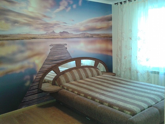1-комнатная квартира посуточно в Киеве. Деснянский район, ул. Братиславская, 34б. Фото 1
