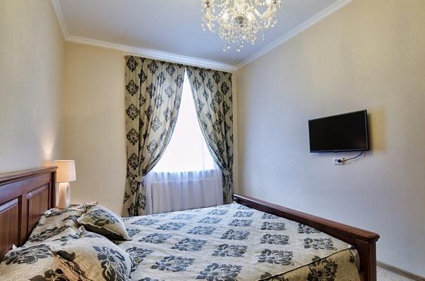 1-комнатная квартира посуточно в Львове. Галицкий район, ул. Балабана, 1. Фото 1