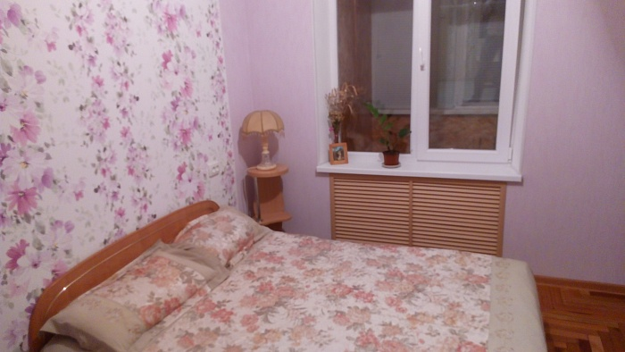 1-комнатная квартира посуточно в Мелитополе. ул. Гетьманская, 139. Фото 1