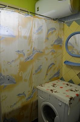 1-комнатная квартира посуточно в Ильичёвске. Проспект Мира , 10. Фото 1