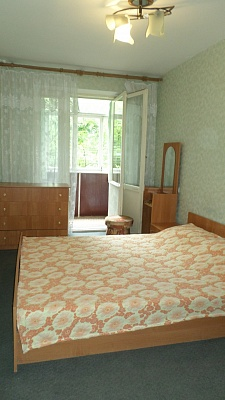 3-комнатная квартира посуточно в Одессе. Приморский район, ул. Сегедская, 6б. Фото 1