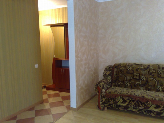 1-комнатная квартира посуточно в Чернигове. Новозаводской район, Попудренко. Фото 1