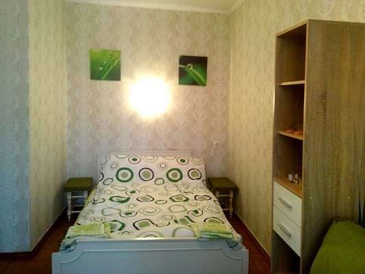 1-комнатная квартира посуточно в Виннице. Ленинский район, ул. Грушевского, 70. Фото 1