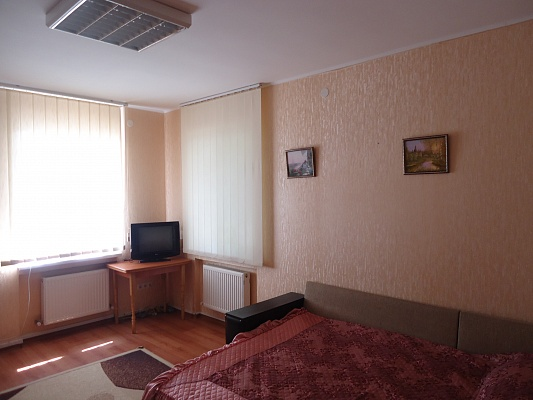 1-комнатная квартира посуточно в Виннице. Ленинский район, ул. Монастырская (Володарского), 43. Фото 1