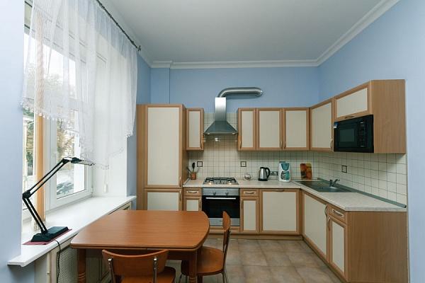 1-комнатная квартира посуточно в Киеве. Печерский район, ул. Лютеранская, 4. Фото 1