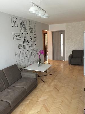 2-комнатная квартира посуточно в Тернополе. ул. Мазепы, 28. Фото 1