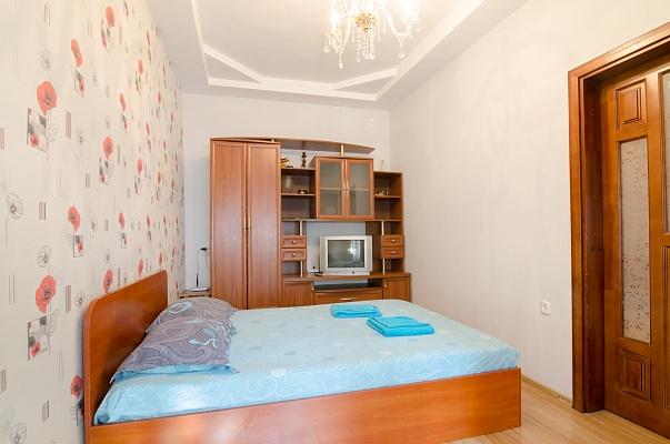 1-комнатная квартира посуточно в Львове. Галицкий район, ул. Замарстиновская, 3. Фото 1
