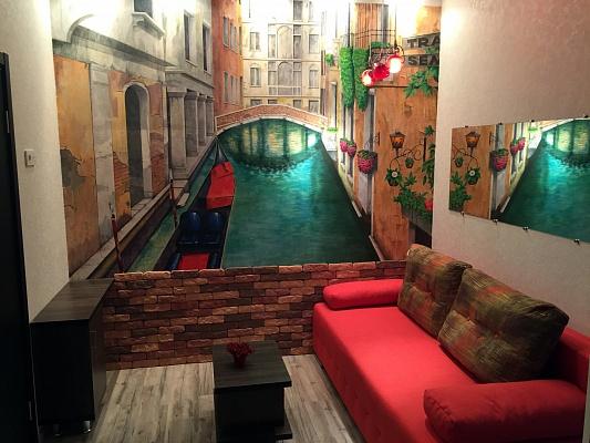 2-комнатная квартира посуточно в Днепропетровске. ул. Ливарная (Литейная), 2. Фото 1