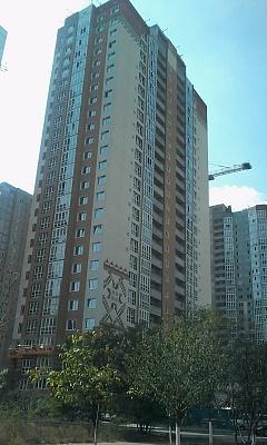 1-комнатная квартира посуточно в Киеве. Дарницкий район, Гмыри, 12а. Фото 1