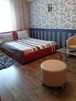 1-комнатная квартира посуточно в Киеве. Деснянский район, ул. Милославская, 45. Фото 1