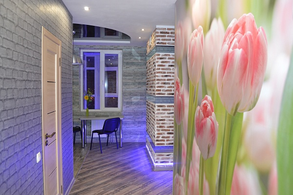 1-комнатная квартира посуточно в Харькове. Московский район, пр-т Юбилейный, 67б. Фото 1