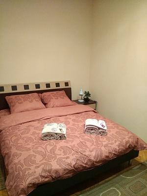 2-комнатная квартира посуточно в Львове. Галицкий район, ул. Галицкая, 3. Фото 1