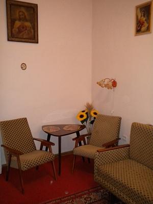 1-комнатная квартира посуточно в Львове. Галицкий район, ул. Гоголя, 3. Фото 1