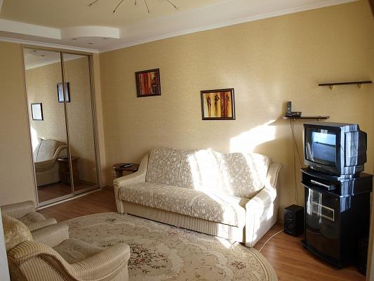 1-комнатная квартира посуточно в Киеве. Голосеевский район, Ул.Красноармейская, 122. Фото 1