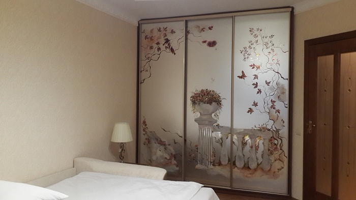 2-комнатная квартира посуточно в Моршине. ул. Привокзальная, 61. Фото 1